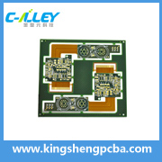 Multilayers Rigid, Flex, Rigid-flexible Circuit Board