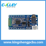 GPS locator PCB Assembly manufacturing with HIGH-END automatic YAMAHA SMTDIP line-kingsheng PCBA