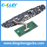 LCD Display Circuit Control Motherboard PCB Design Service
