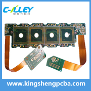 Rigid-Flex Boards Manufacturing Surface Mount SMT PCB Assembly
