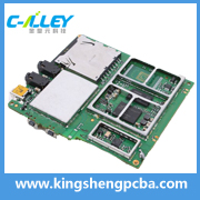 China Circuit PCB Assembly Manufacturer with SMT Service for GPS PCBA