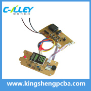Electronics PCBA Assembly for Digital Humidity controller