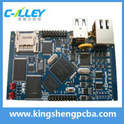 Advanced Security Control PCB Assembly