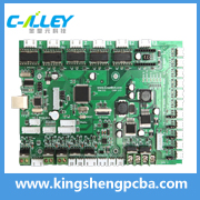 Home Security Alarm System board