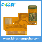 PCB mounting with SMD capacitors pcba manufacturer with pcb layout service