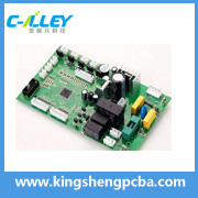 China professional factory led aluminum pcb fabrication and assembly line in Shenzhen