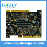 Printed Circuit Board PCB assembly Development Solution for Automotive Industry