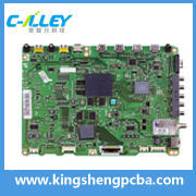 Manufacturer Of High-Accuracy Automotive Circuit Boards Produce Assembly